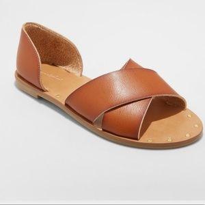 Women's Lois Crossband Sandals - Universal Thread